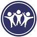 Icon graphic representing children issues.