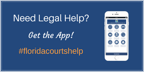 Florida Courts Help - Representing Yourself in Court? Get the app!