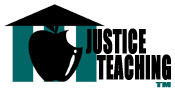 Justice Teaching Logo