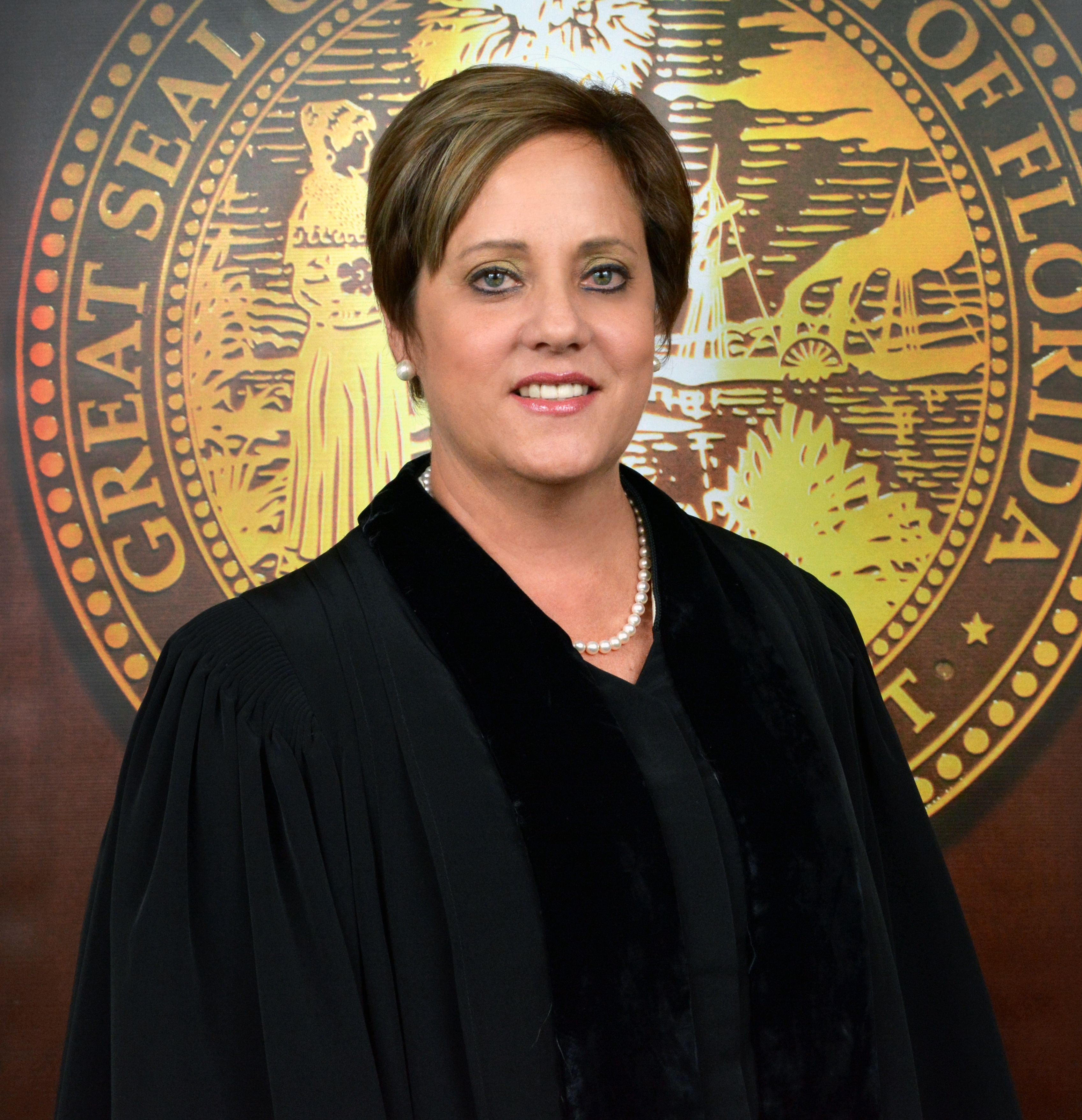Judge Maria Sampedro-Iglesia, associate administrative judge of the Eleventh Judicial Circuit Juvenile Division, presides over the recently launched human trafficking court, called GRACE Court (Growth Renewed through Acceptance, Change and Empowerment Court).