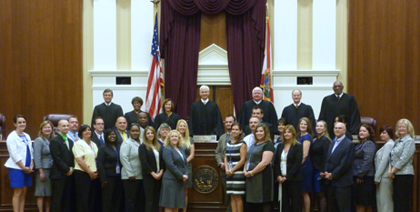 Justice Teaching Participants